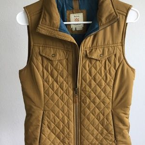 Puffy Winter Vest